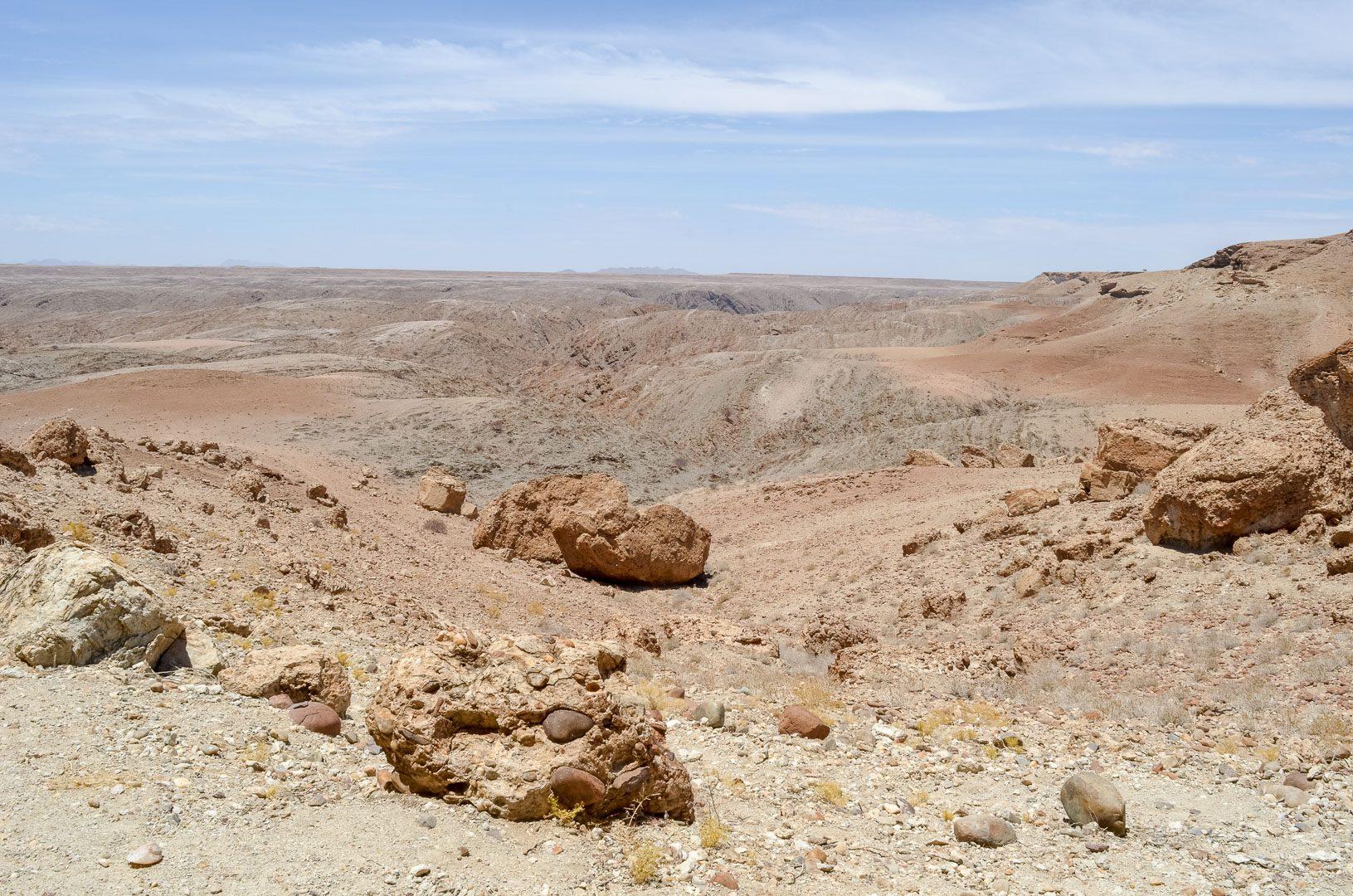 Henno Martin Shelter Namibia Kuisib Canyon