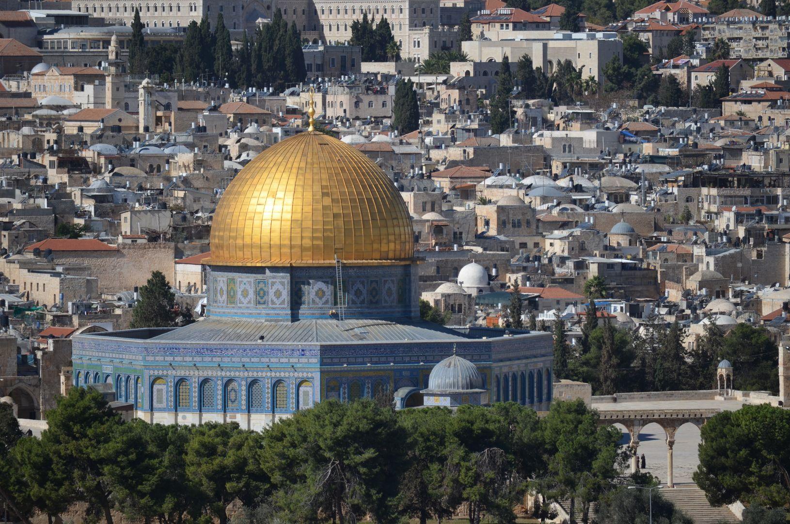 Israel Felsendom Jerusalem UNESCO