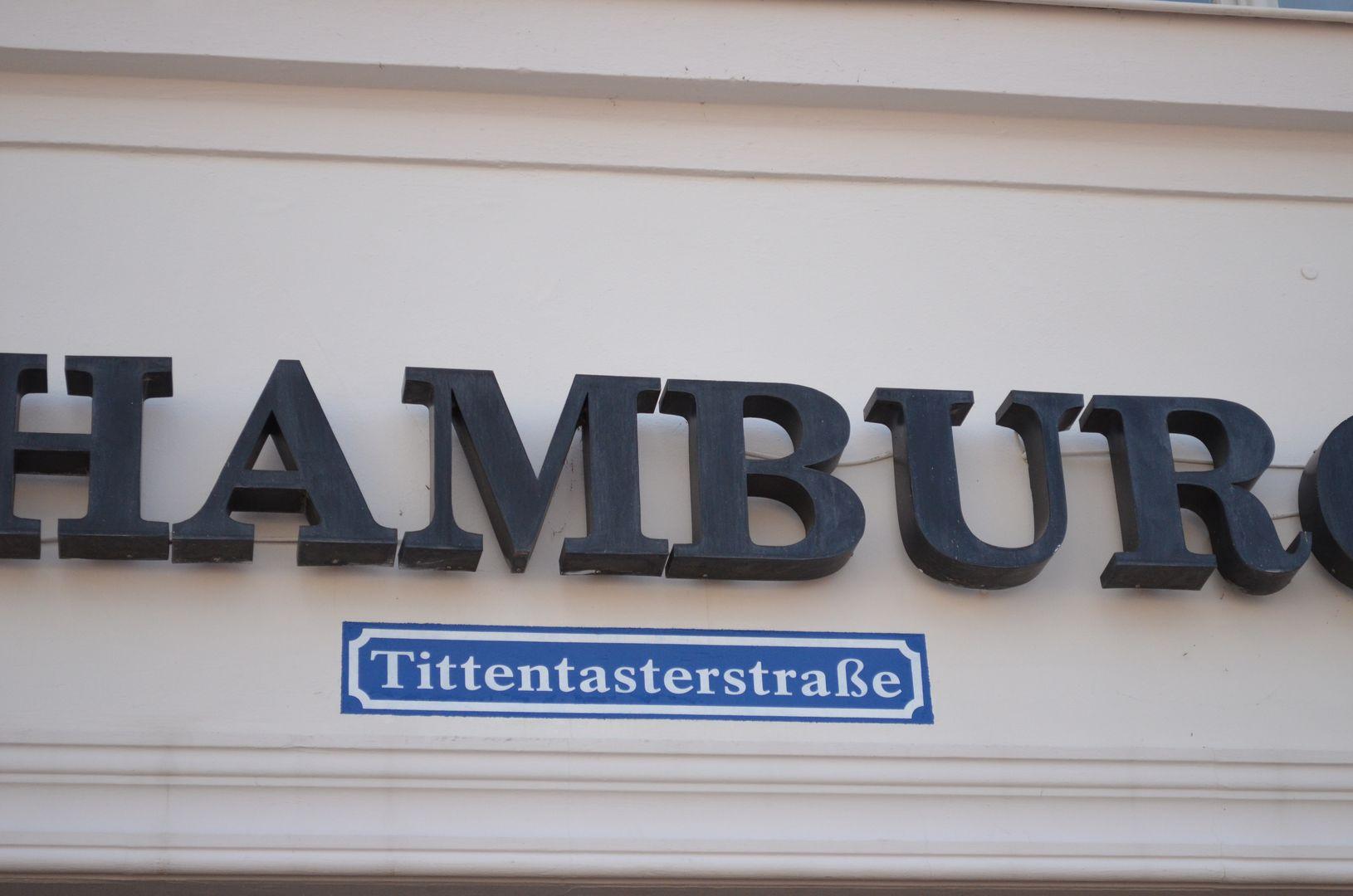 """Die ehemalige """"Tittentasterstraße"""""""
