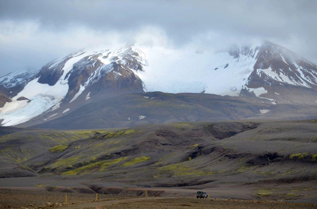 Island Kerlingafjöll