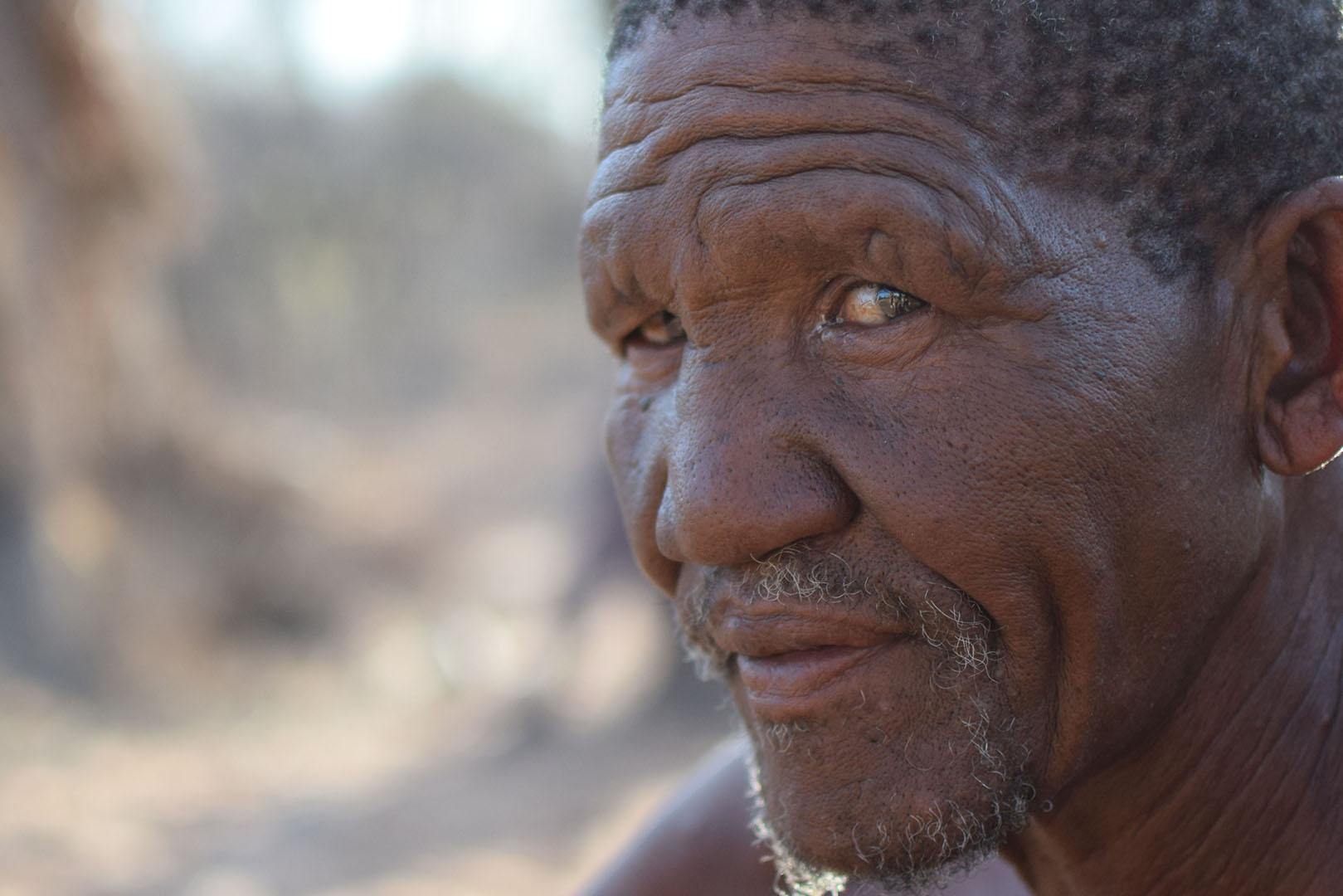 Jäger San Namibia