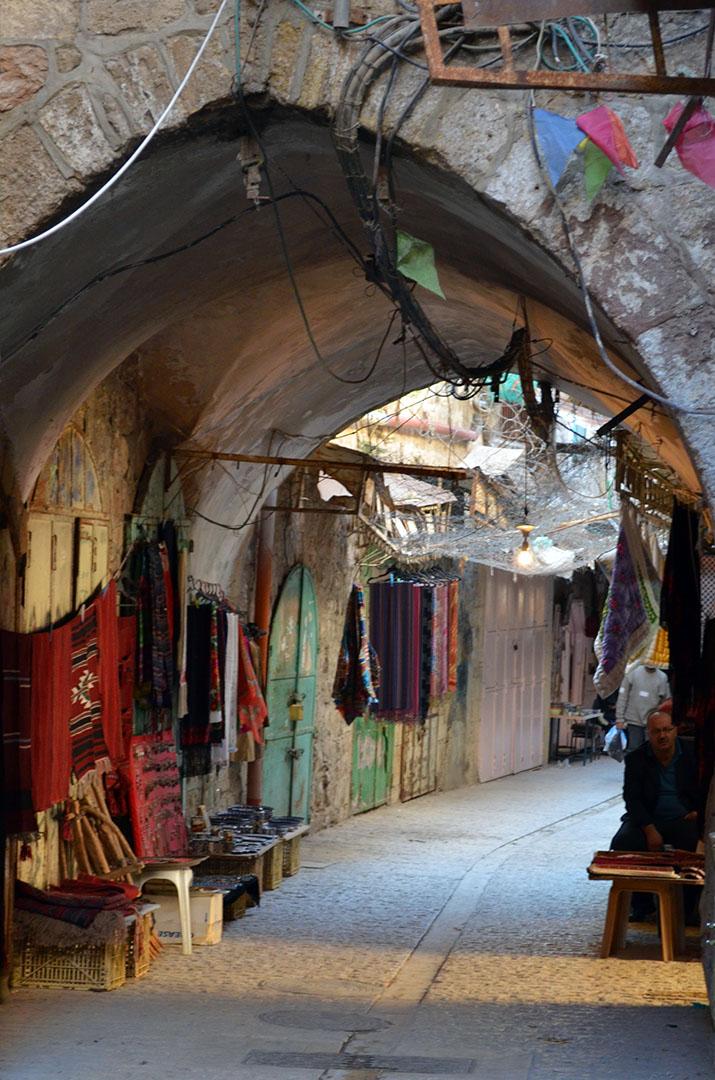 Hebron Basargasse