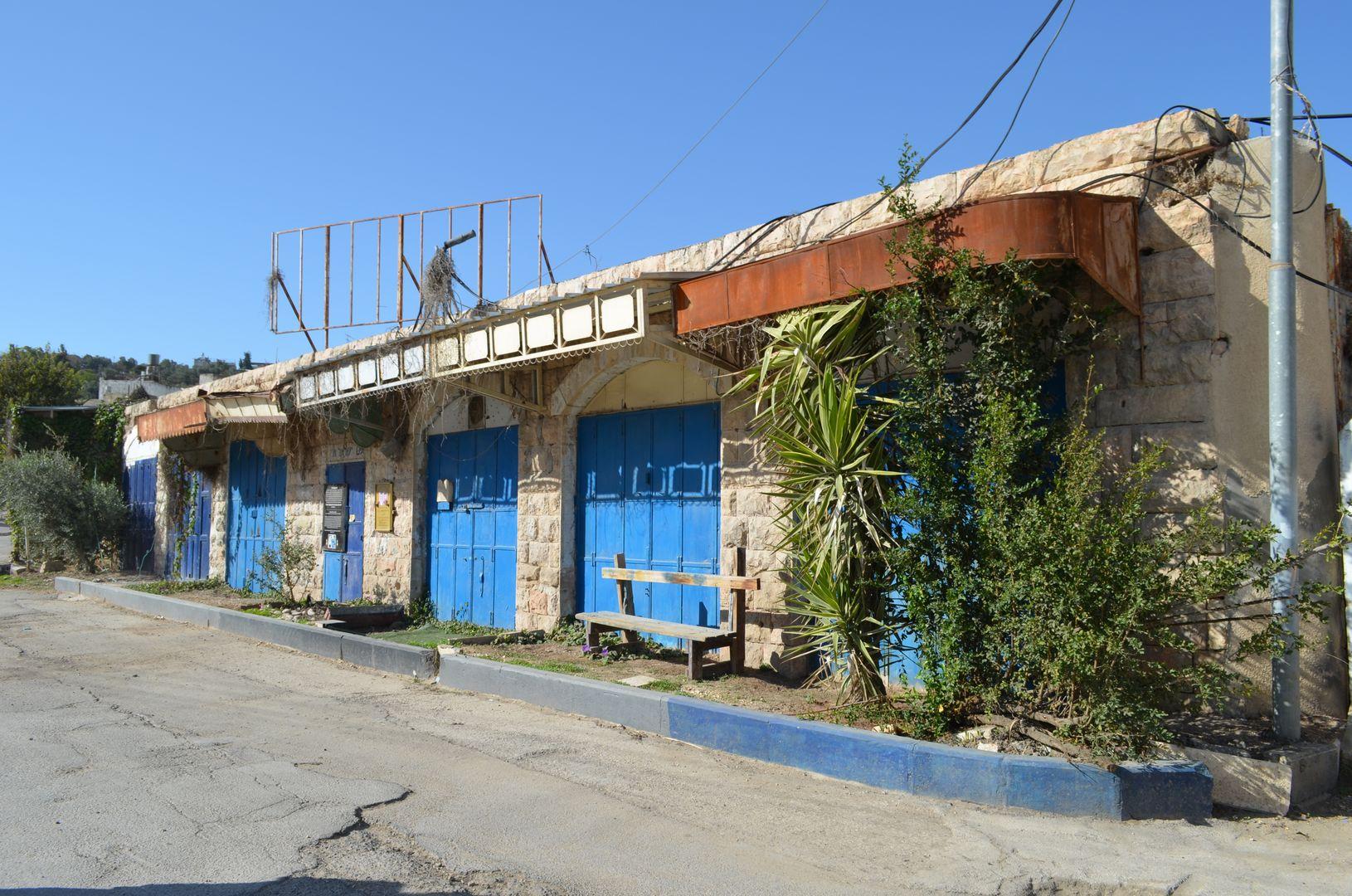 Hebron Geisterstadt