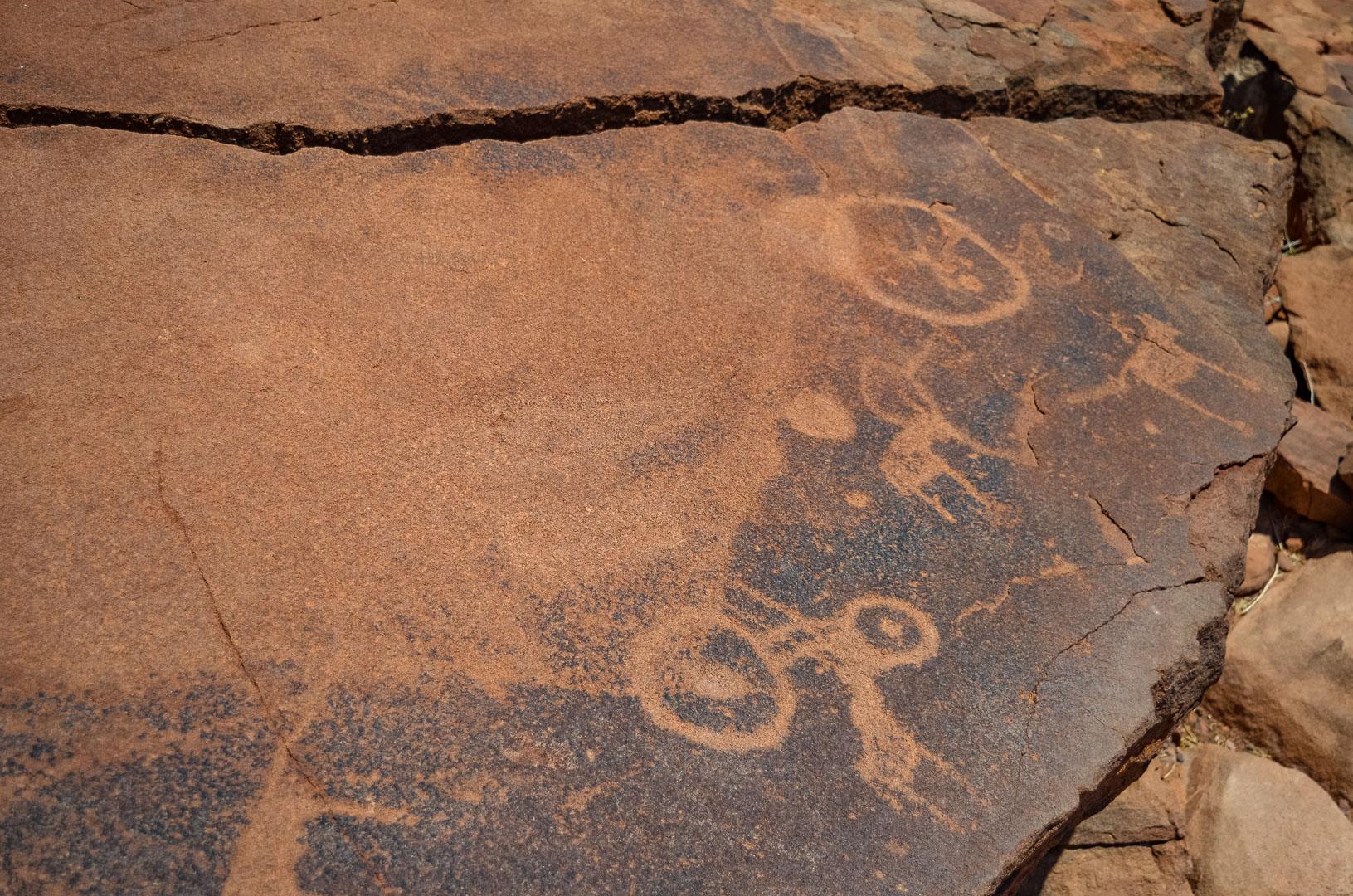 Twyfelfontein Namibia Wasserquellen