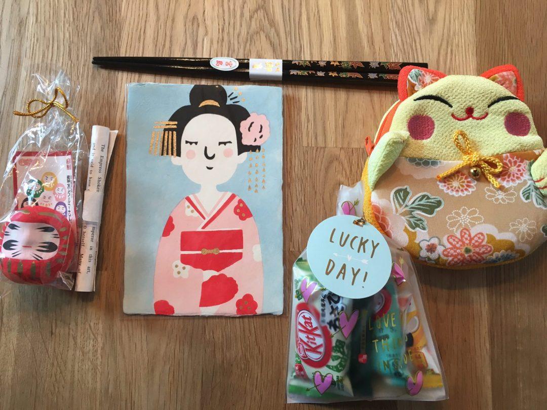 Japan: 5 kleine Geschenke für Euch! | North Star Chronicles