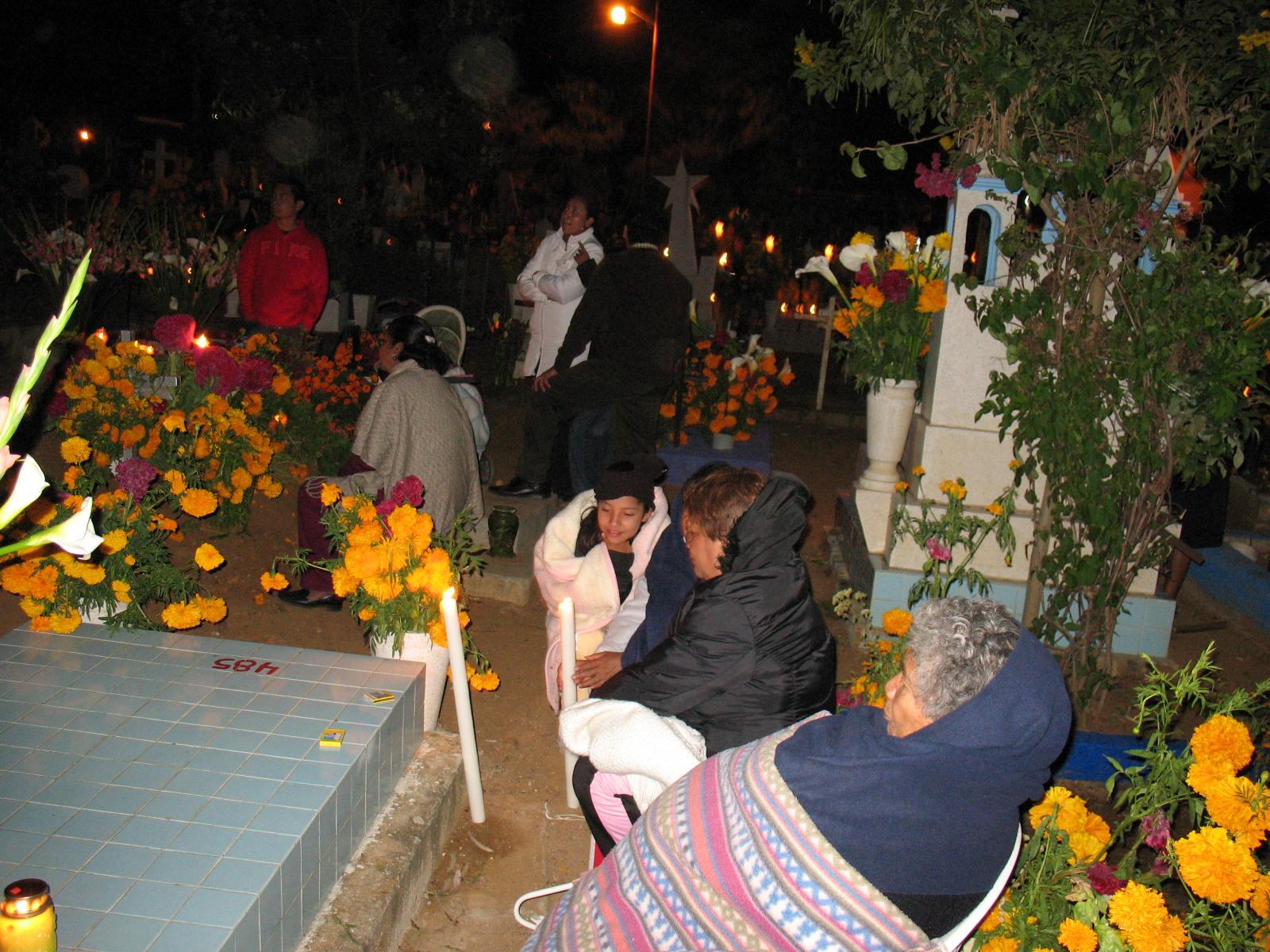 Dia de los Muertos Mexiko