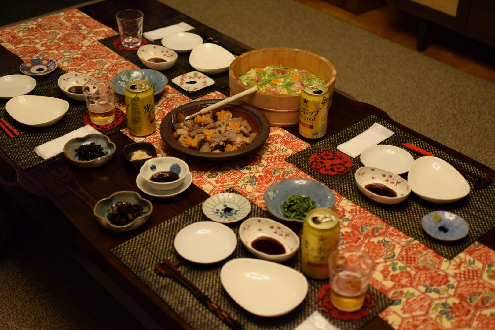 Home Cooking Dinner Hiroshima