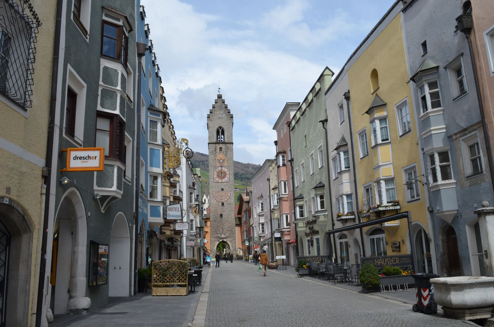 Sterzing Südtirol Zwölferturm