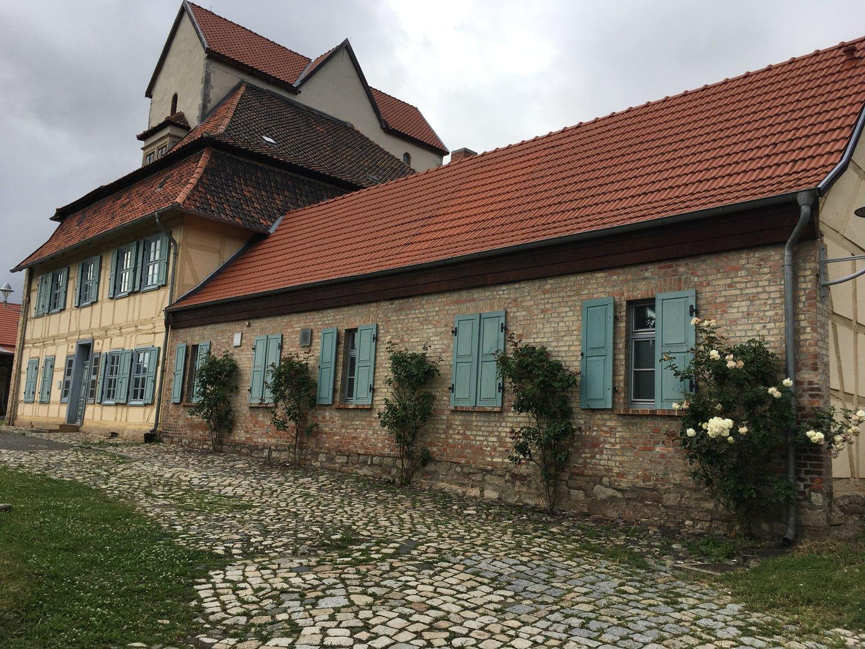 Kloster Wendhusen in Thale