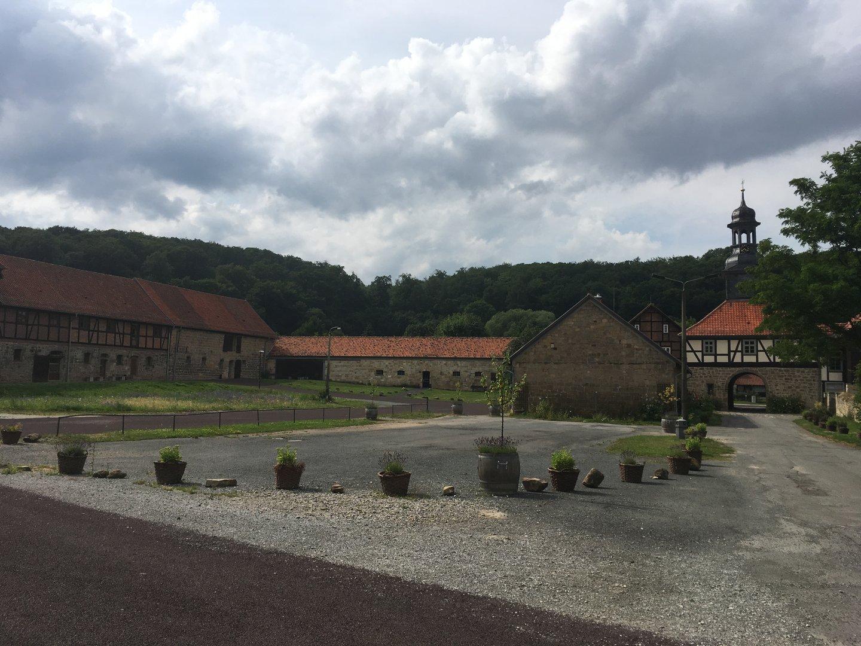 Kloster Michaelstein, Harzer Klosterwanderweg