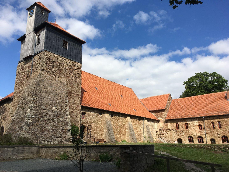 Kloster Ilsenburg, Kirche