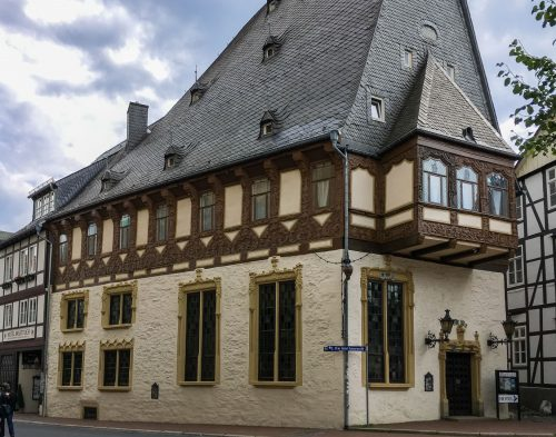 Brusttuch in Goslar