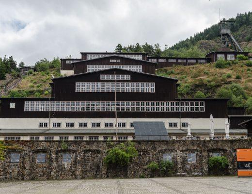 UNESCO Welterbe Bergwerk Rammelsberg