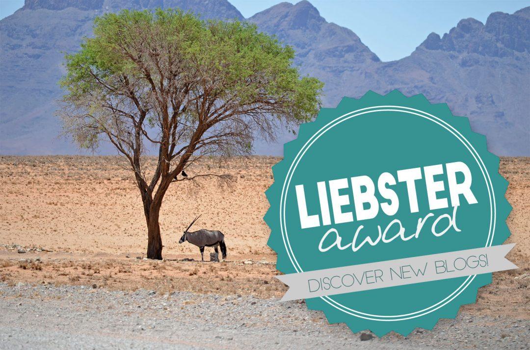 Liebster Award Logo