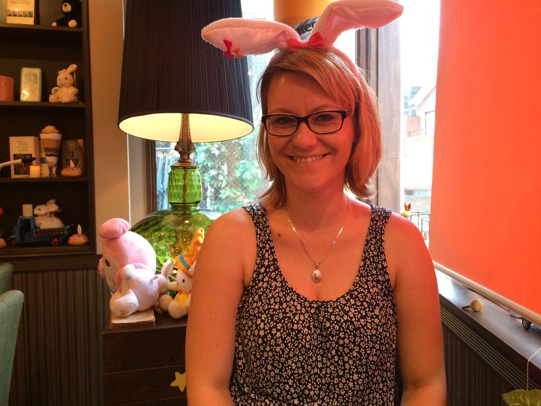 Tokio Japan Bunny