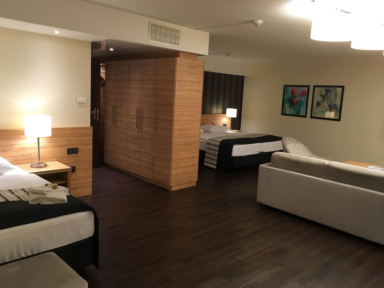 Maritim Hotel Königswinter Familienzimmer