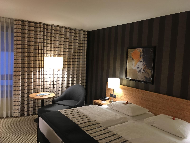 Maritim Hotel Königswinter Doppelzimmer