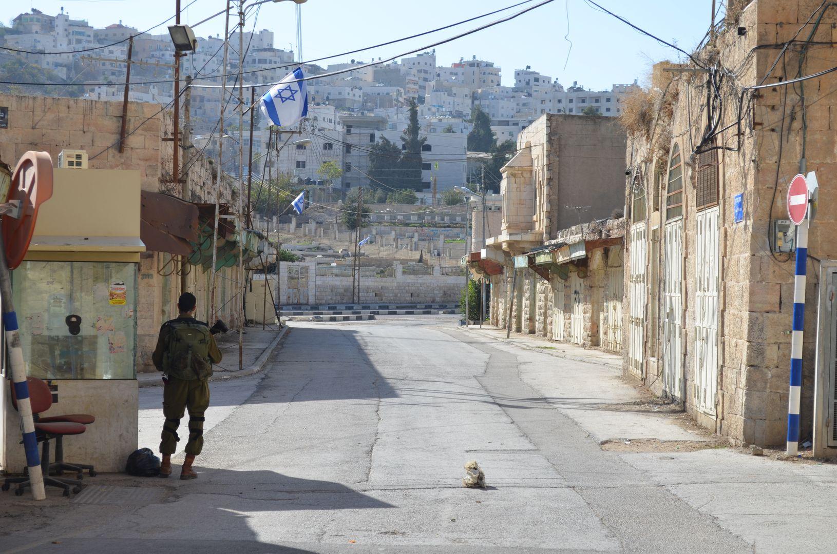 Hebron Altstadt