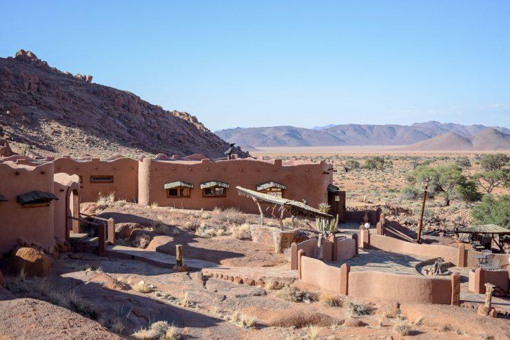Fest Inn Fels Namibia