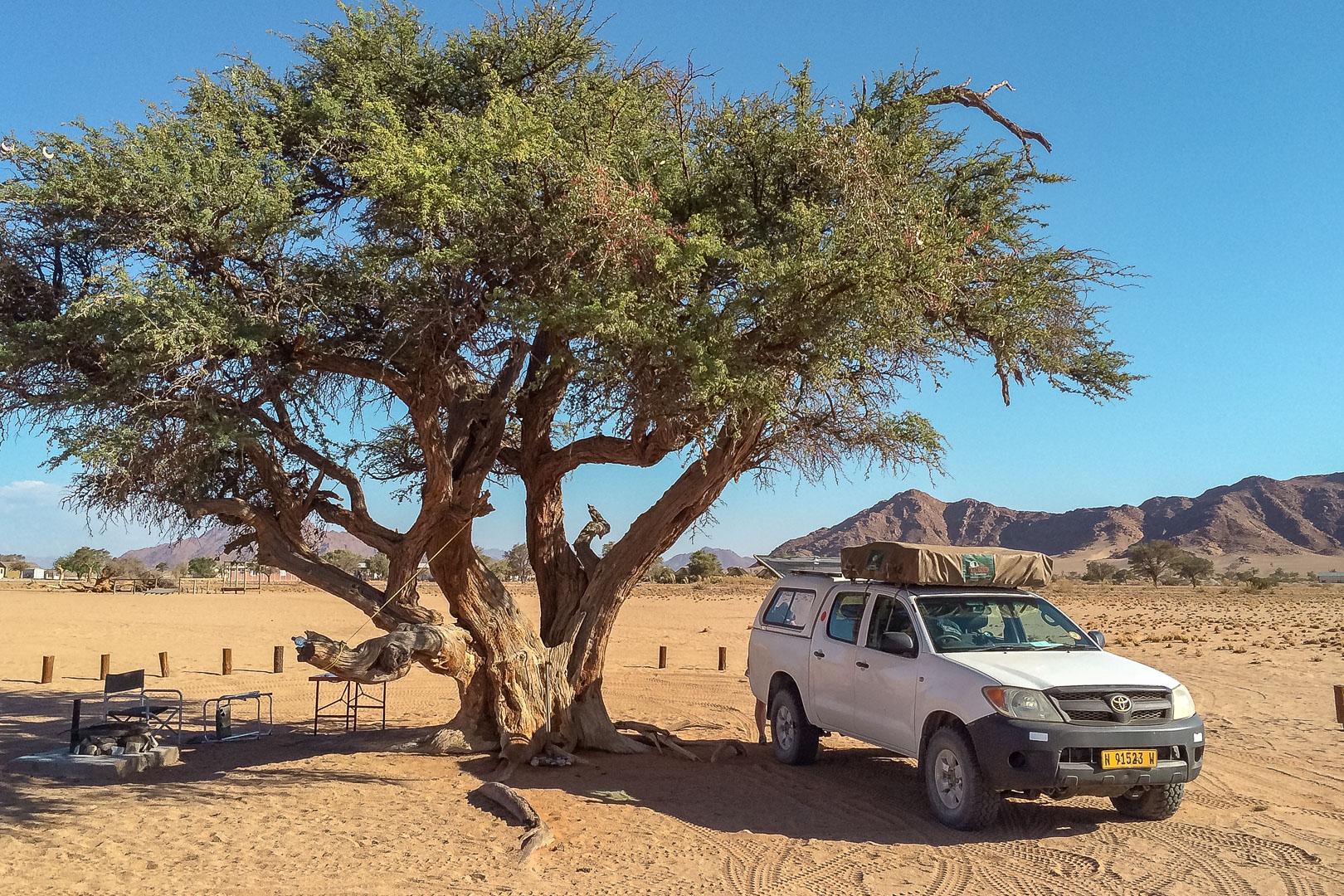 Namibia Camping Sossusvlei