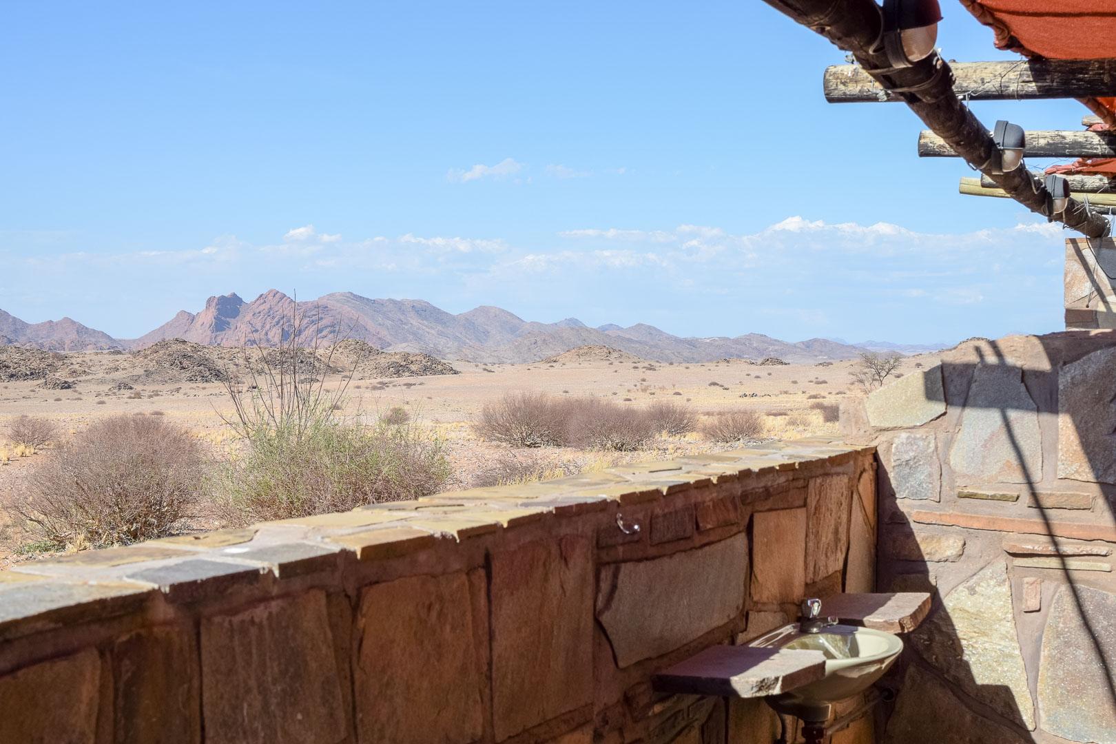 Rostock Ritz Camping Namibia