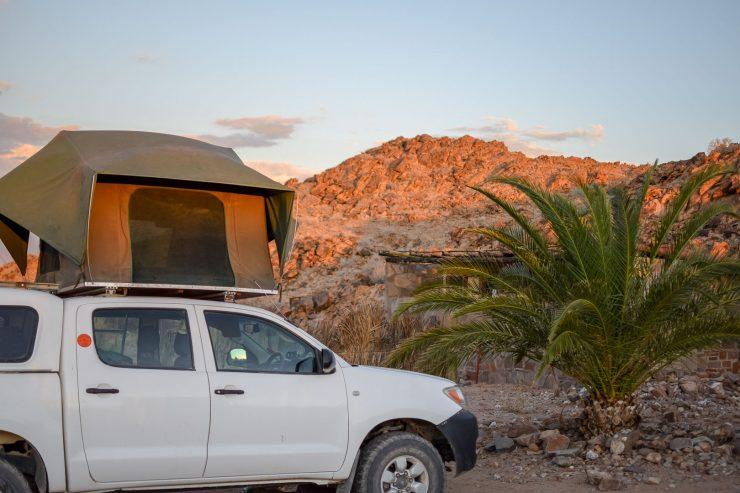 Namibia Camping Rostock Ritz