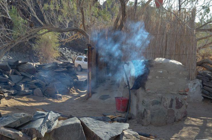 Ugab River Rhino Camp Namibia
