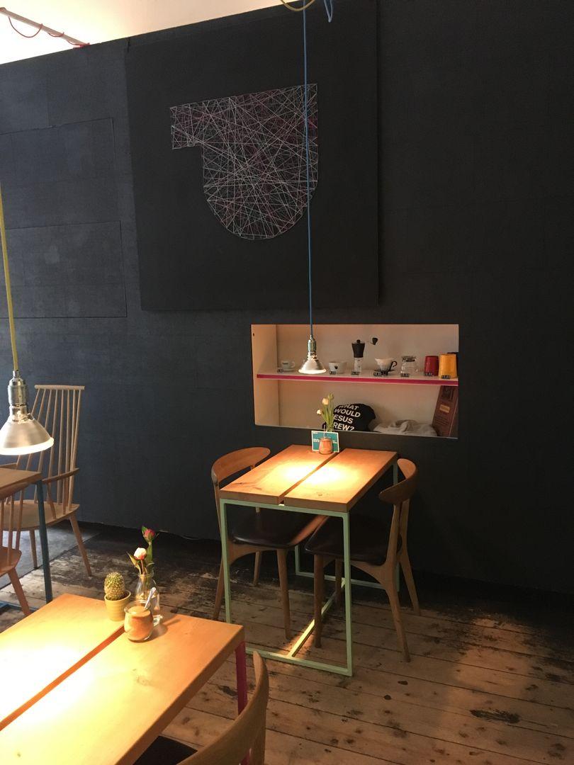 Public Coffee Roastery Wexstrasse