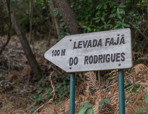 Madeira Wanderung Levada