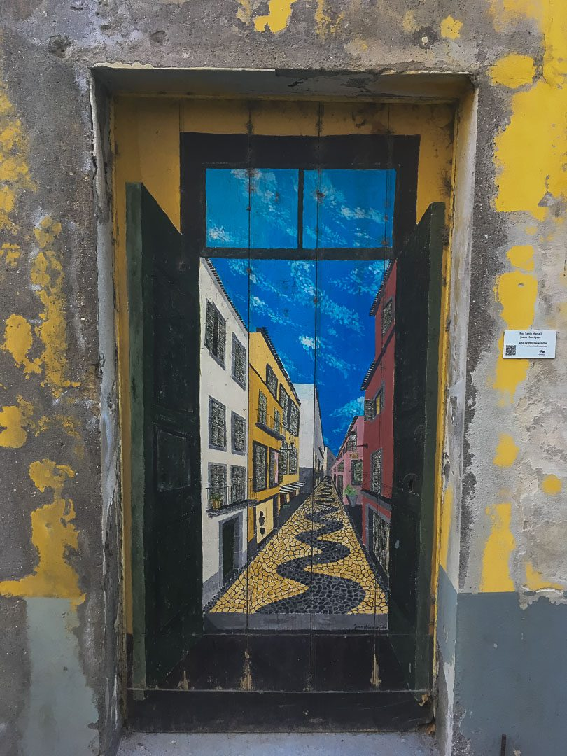 Kunst in Funchal Madeira