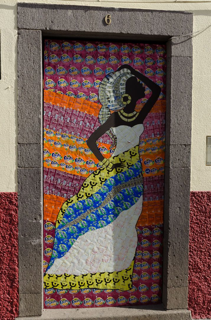 Camara de Lobos Madeira Kunst