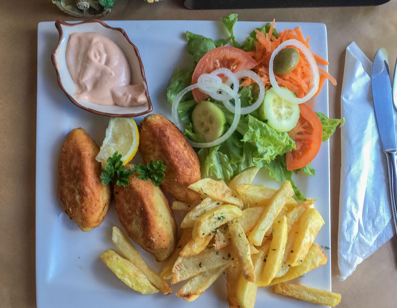 Küche auf Madeira