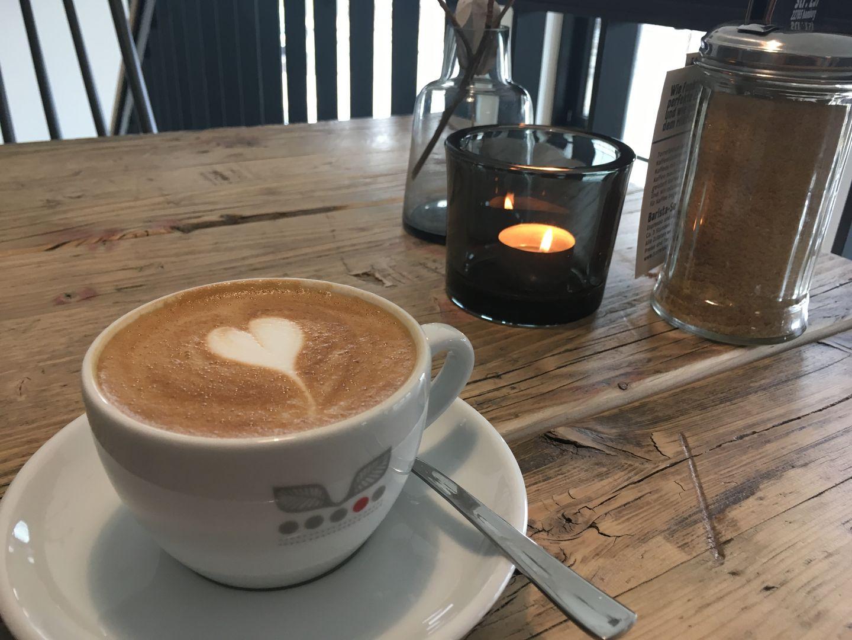 Nachhaltige Cafes Hamburg