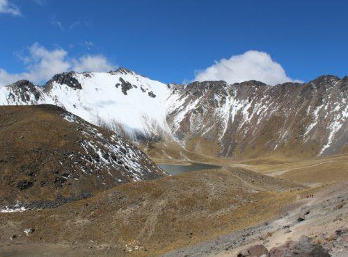 Mexiko Nevado de Toluca