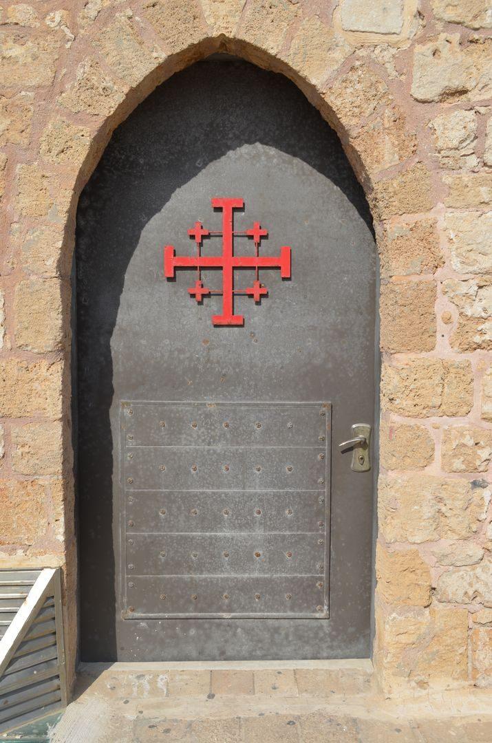 Tür-Akko-Israel-Kreuzritter