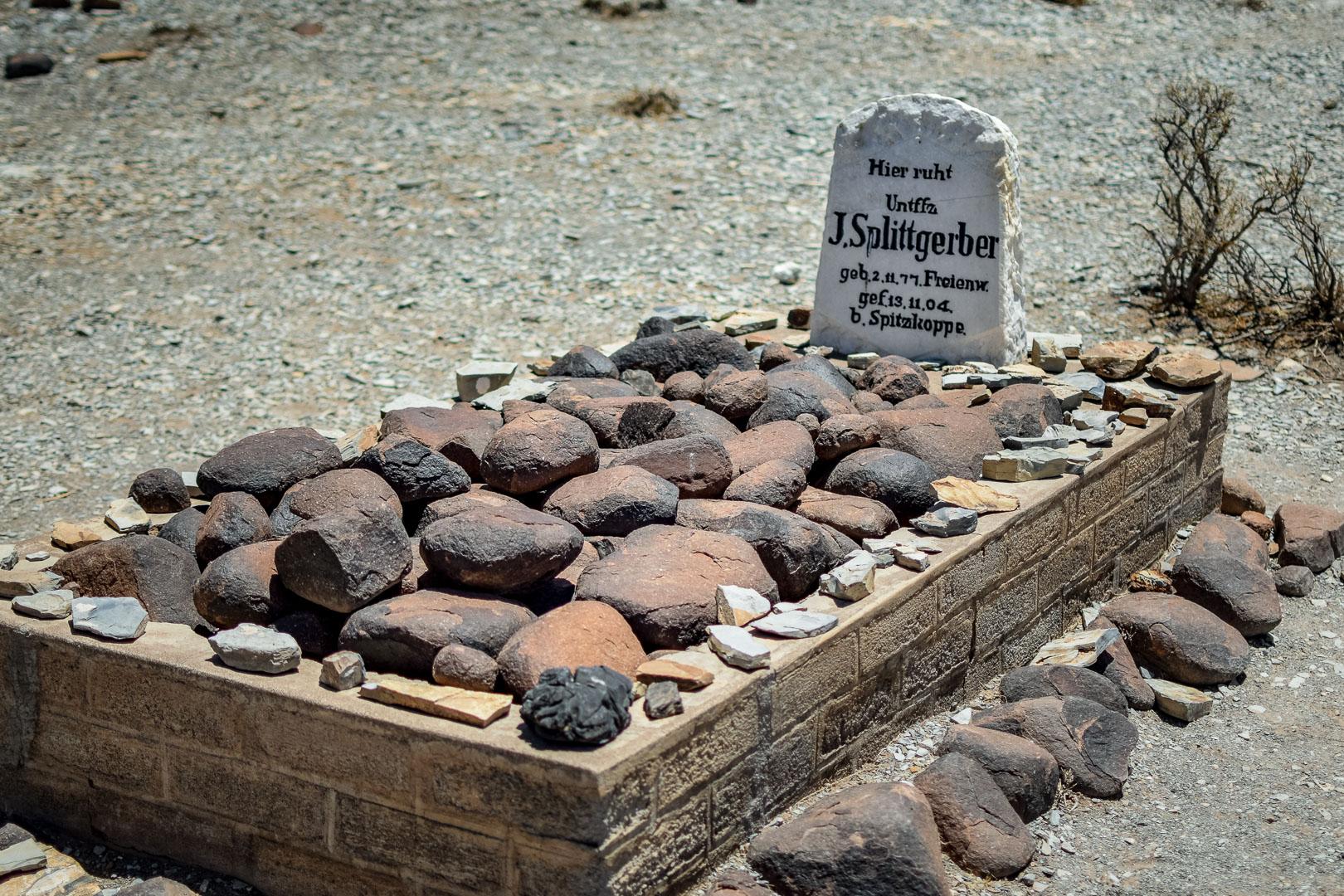 Namibia Geschichte