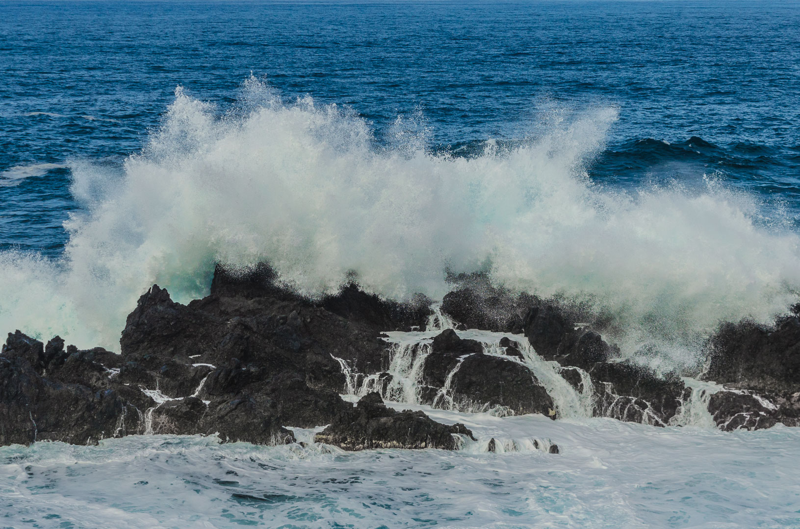 stuermisches Meer