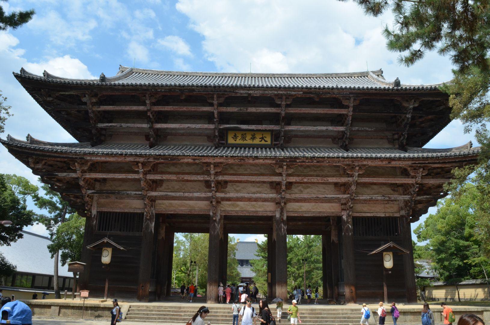Nara-Japan-Todaiji-Tempel