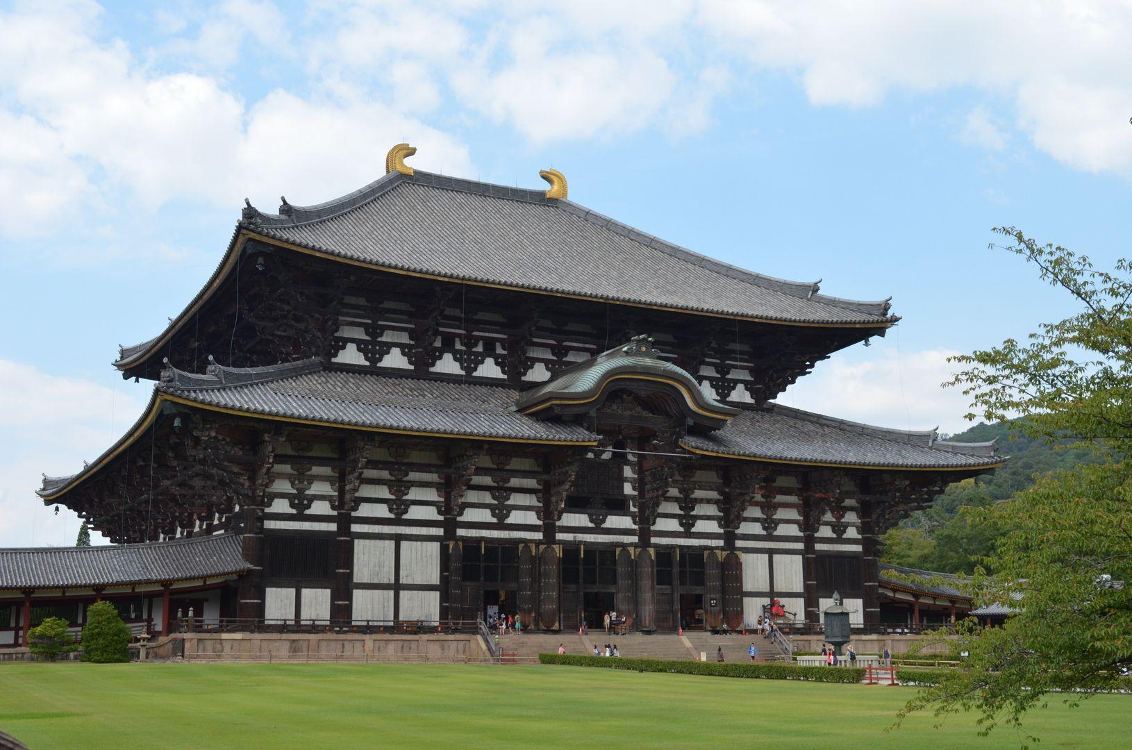 Nara-Japan-Tempel