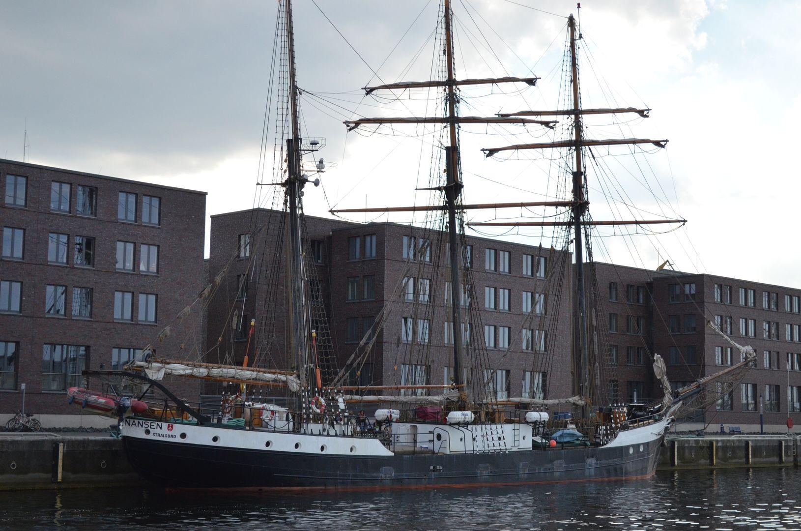 Segelschiff-Nansen
