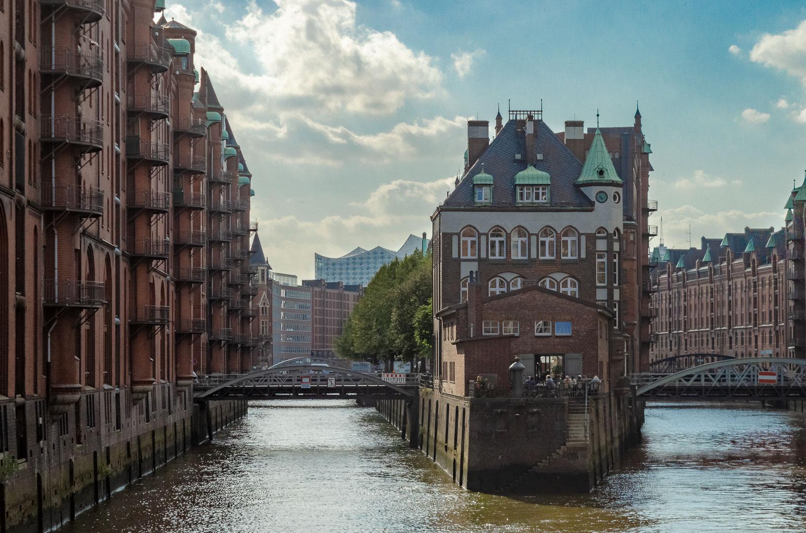 Wasserschloss-Hamburg