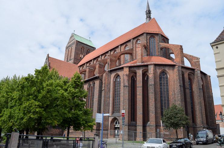 Kirche-Wismar