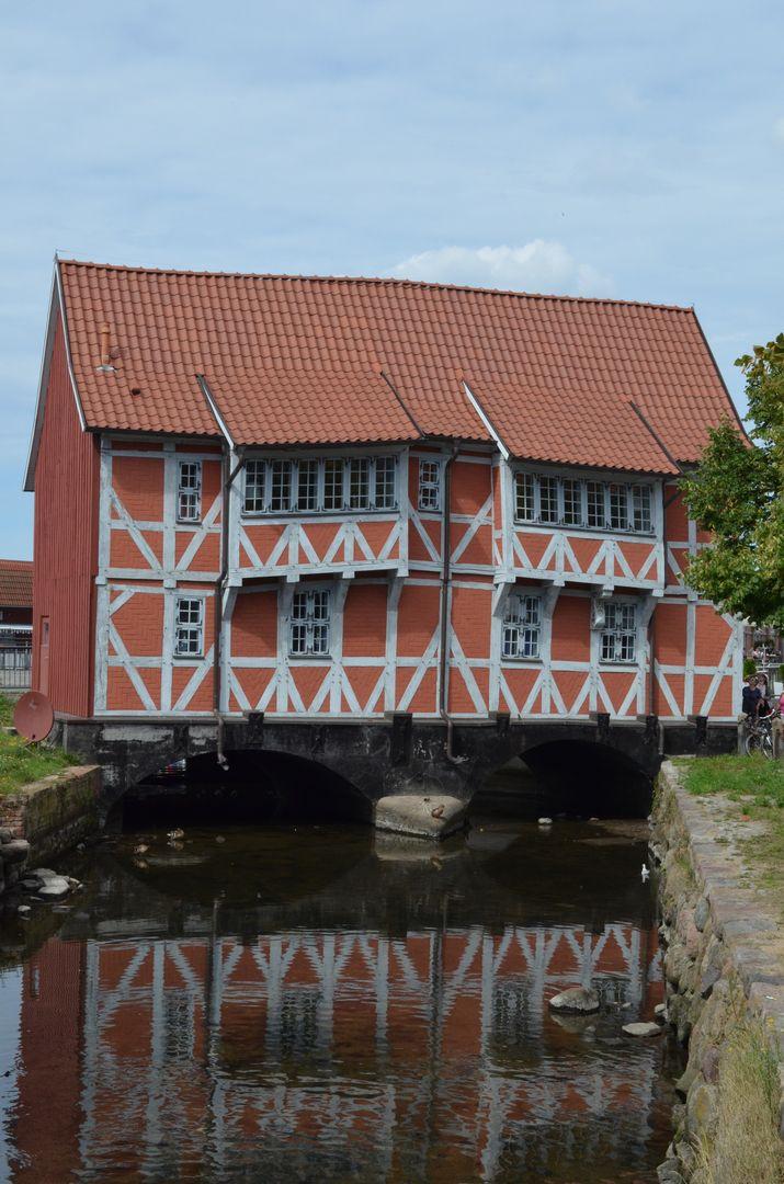 Fachwerkhaus-Wismar
