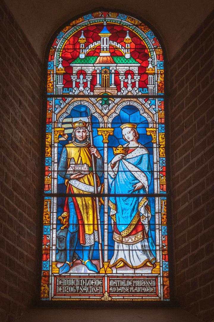 Kirchenfenster-Dom-Ratzeburg