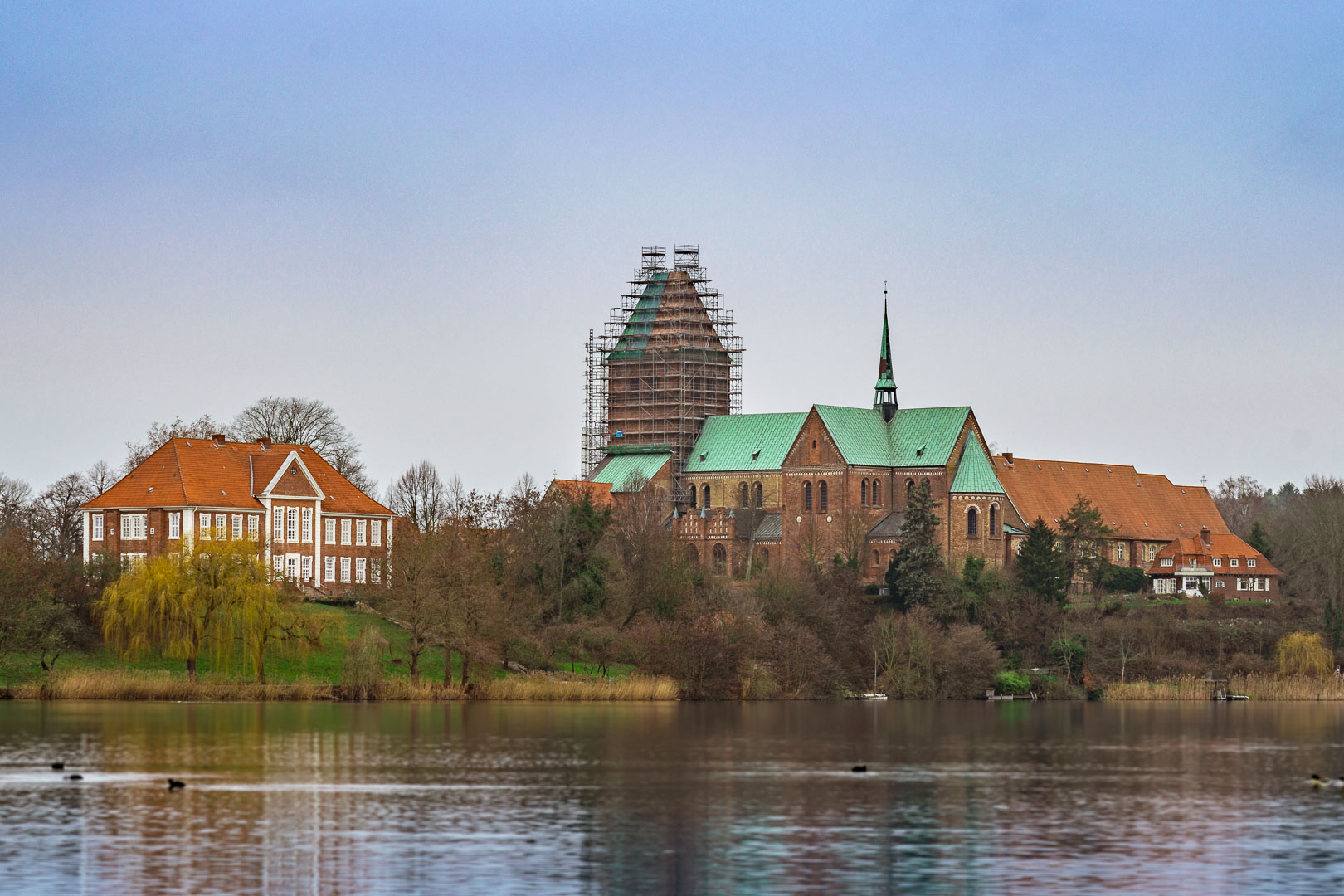 Ratzeburger-See-mit-Dom