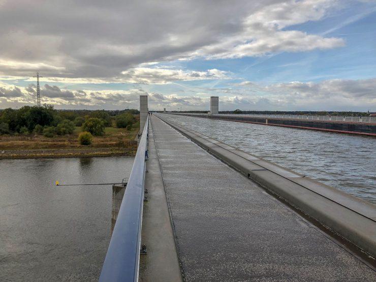Kanalbrücke Mittellandkanal