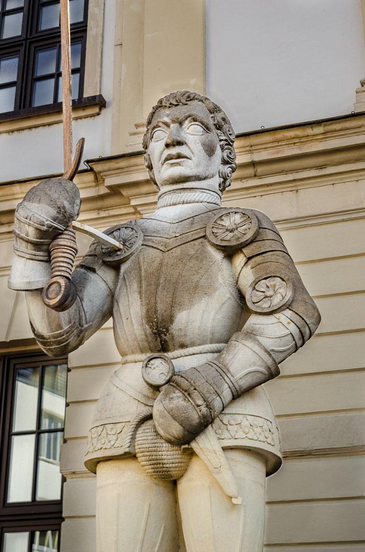 Roland-Statue-Magdeburg