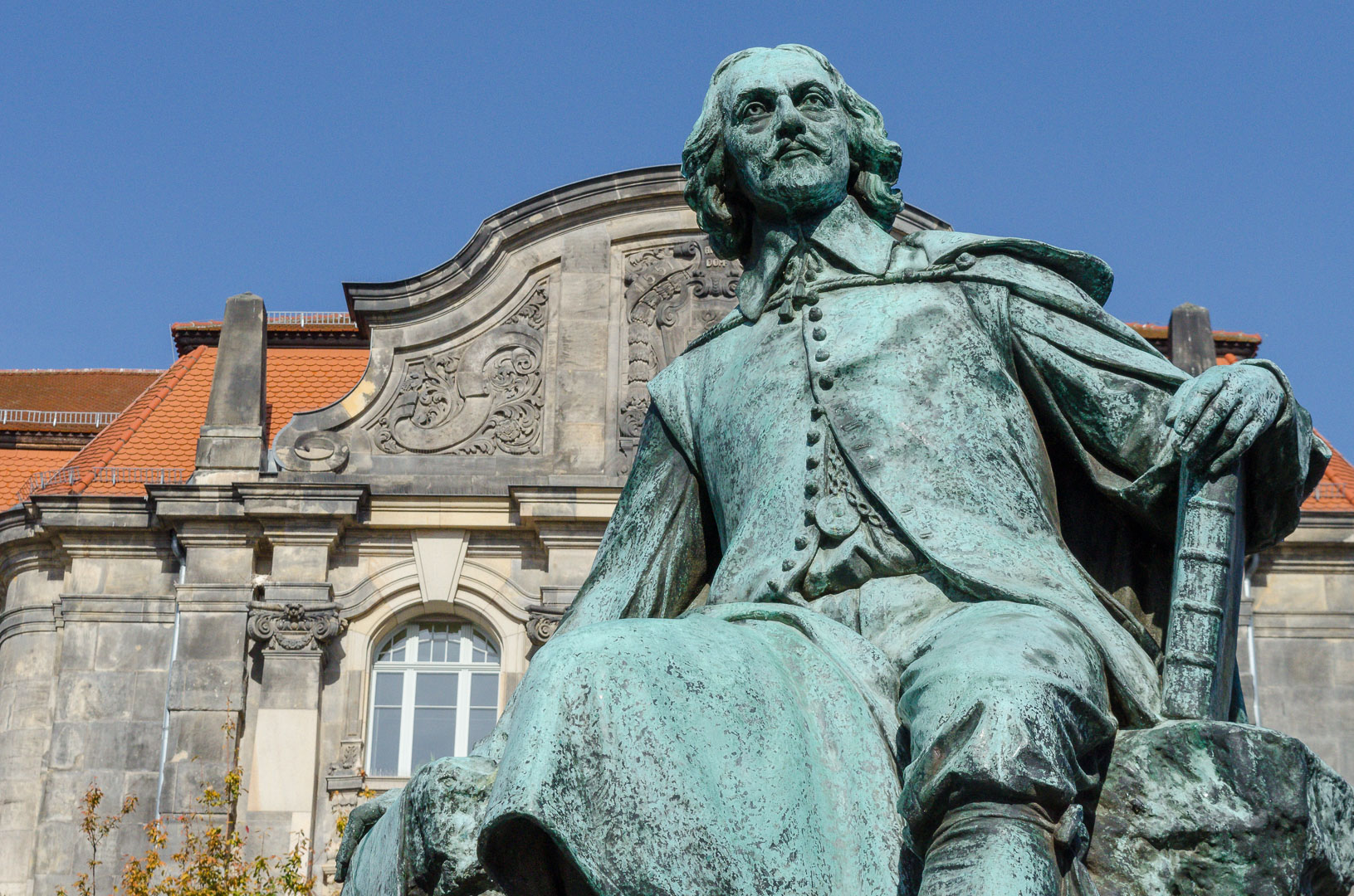 Statue-Otto-von-Guericke
