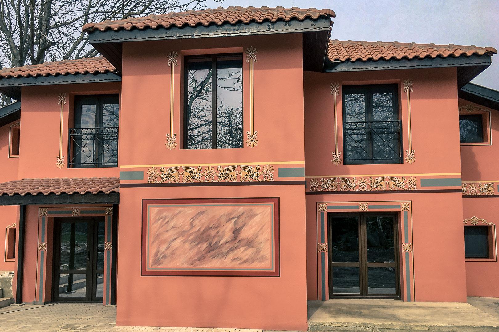 Historischer-Park-Bulgarien