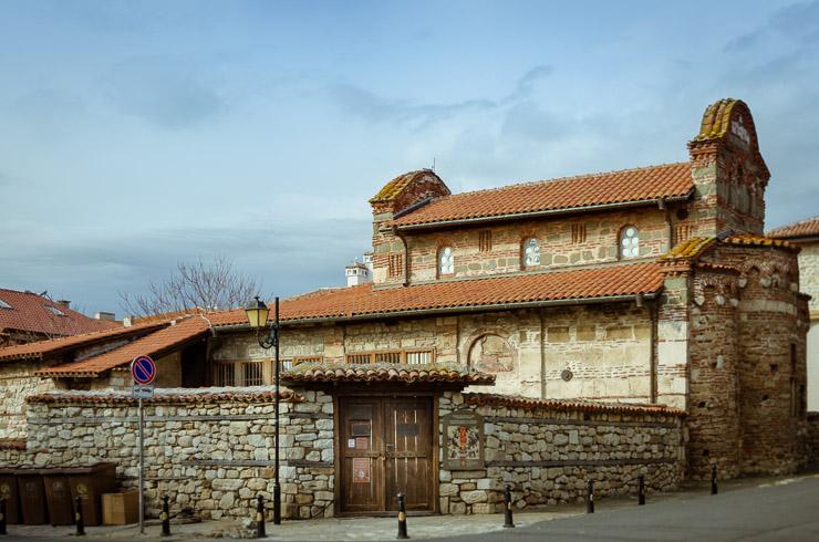 Bulgarien-Nessebar-Sveti-Stefan-Kirche